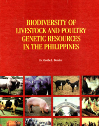 Biodiversity of Livestock and Poultry Genetic Resources in the Philippines