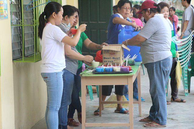 Labor of Love on Brigada Eskwela: an IAS-DTRI Joint Act of Volunteerism