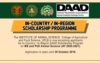 In-Country/In-Region DAAD Scholarship Program