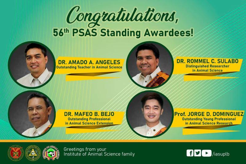 IAS Slams 56th PSAS