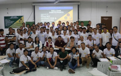 IAS Conducts Seminar for OFWs