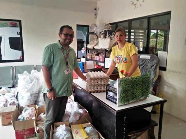IAS Donates Poultry Products, Pork, and Processed Meat Products