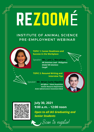 Invitation to Attend ReZOOMé